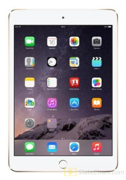 Apple iPad Mini 4 Wi-Fi / A1538
