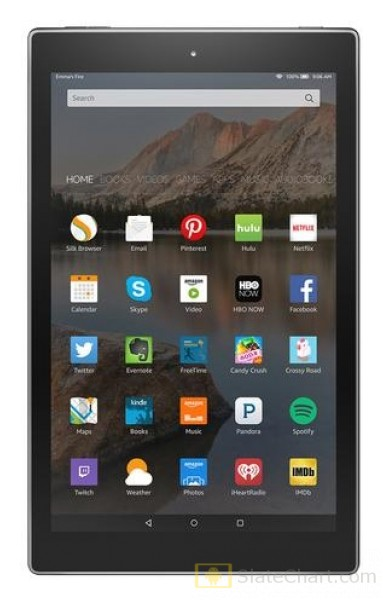 Amazon Fire HD 8 / FHD8