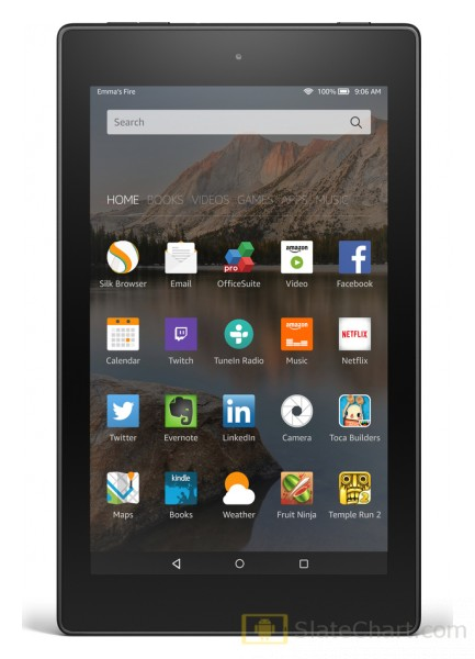 Amazon Fire HD 8 2016 / FHD82016