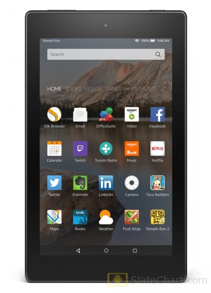 Amazon Fire HD 8 2017 / FHD82017
